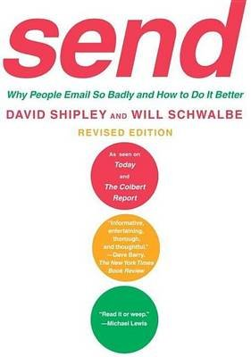 Send (Revised Edition) (Electronic book text): David Shipley, Will Schwalbe
