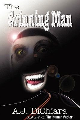The Grinning Man (Hardcover): A.J. Dichiara