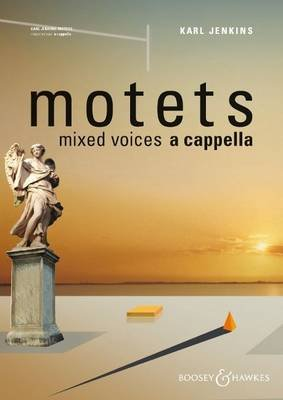 Motets - Mixed Choir a Cappella (Sheet music): Karl Jenkins