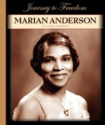 Marian Anderson (Hardcover): James Meadows