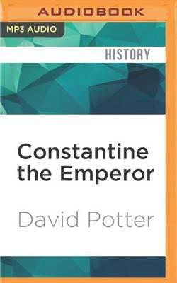 Constantine the Emperor (MP3 format, CD): David Potter