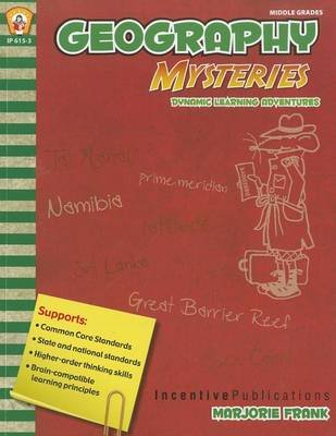 Geography Mysteries (Paperback): Marjorie Frank
