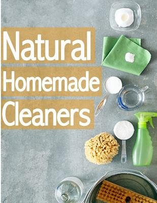 Natural Homemade Cleaners (Paperback): Susan Hewsten