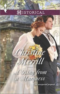 A Ring from a Marquess (Paperback): Christine Merrill