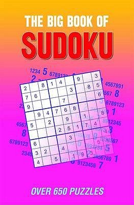 Big Book of Sudoku (Paperback):