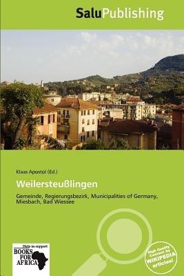 Weilersteu Lingen (Paperback): Klaas Apostol
