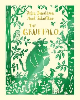 The Gruffalo (Hardcover, Main Market Ed.): Julia Donaldson