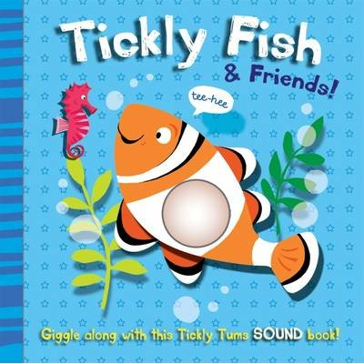 Tickly Fish and Friends (Paperback): Mandy Stanley