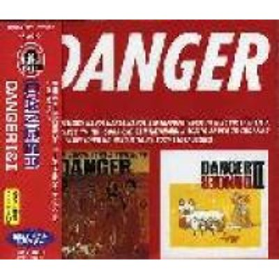 Danger Vol 1 & 2 (CD, Imported): Danger