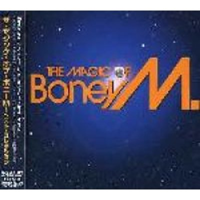 Magic Of-Best Collection (CD, Imported): Boney M