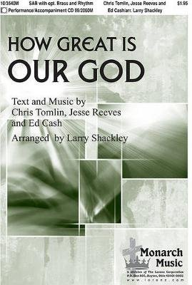 How Great Is Our God (Paperback):