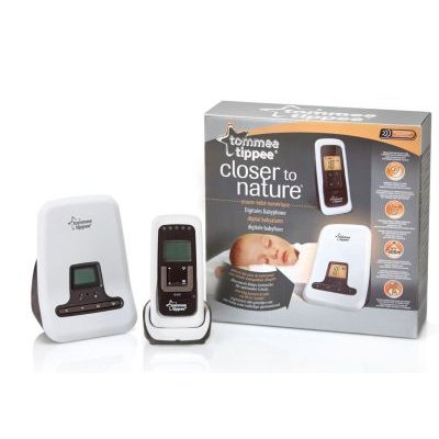 Tommee Tippee - Closer to Nature Digital Monitor: