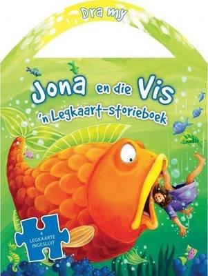 Jona En Die Vis - 'n Legkaart-Storieboek (Afrikaans, Board book):