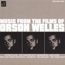 Music from the Films of Orson Welles (CD): Various Artists