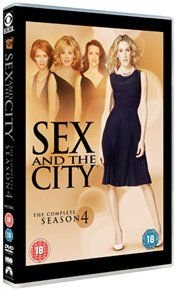Sex and the City: Series 4 (DVD): Sarah Jessica Parker, Cynthia Nixon, Kristin Davis, Kim Cattrall, Christopher Noth, Kyle...