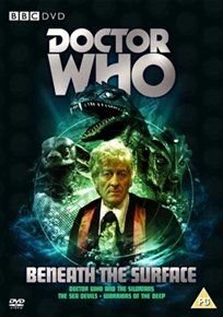 Doctor Who: Beneath the Surface (DVD, Boxed set): Jon Pertwee, Caroline John, Nicholas Courtney, Fulton Mackay, Paul Darrow,...