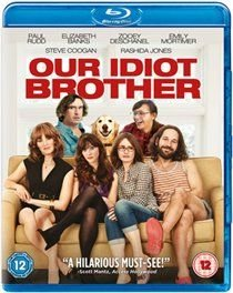 Our Idiot Brother (Blu-ray disc): Paul Rudd, Elizabeth Banks, Adam Scott, Rashida Jones, Zooey Deschanel, Emily Mortimer, Steve...