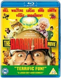 The Harry Hill Movie (Blu-ray disc): Harry Hill, Julie Walters, Simon Bird, Guillaume Delaunay, Matt Lucas, Sheridan Smith,...