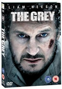 The Grey (DVD): Liam Neeson, Dermot Mulroney, James Badge Dale, Joe Anderson, Frank Grillo, Dallas Roberts, Nonso Anozie,...