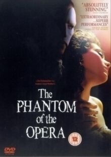 The Phantom of the Opera (DVD): Gerard Butler, Emmy Rossum, Patrick Wilson, Miranda Richardson, Minnie Driver, Ciarán Hinds,...