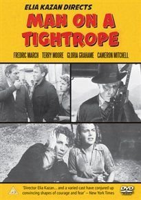 Man On a Tightrope (DVD): Fredric March, Terry Moore, Gloria Grahame, Cameron Mitchell, Adolphe Menjou, Robert Beatty, Alex...