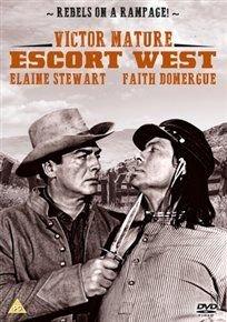 Escort West (DVD): Elaine Stewart, Noah Beery Jr., John Hubbard, Victor Mature, Reba Waters, Faith Domergue, Leo Gordon, Harry...