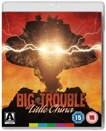 Big Trouble in Little China (Blu-ray disc): Kurt Russell, Kim Cattrall, Dennis Dun, James Hong, Victor Wong, Kate Burton,...