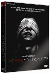The War You Don't See (DVD): John Pilger
