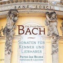 Pieter Jan Belder - Carl Philipp Emanuel Bach: Sonaten F�r Kenner Und Liebhaber (CD, Boxed set): Carl Philipp Emanuel Bach,...