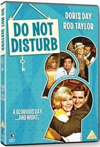 Do Not Disturb (English, French, DVD): Doris Day, Rod Taylor, Sergio Fantoni, Maura McGiveney, Hermione Baddeley, Reginald...