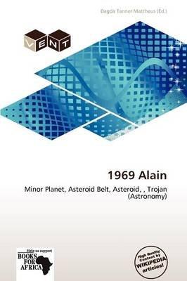 1969 Alain (Paperback): Dagda Tanner Mattheus