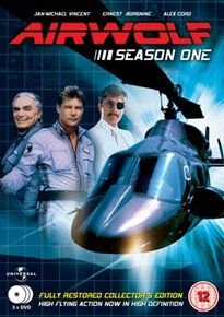 Airwolf: Series 1 (DVD): Jan Michael Vincent, Ernest Borgnine, Alex Cord, Deborah Pratt, David Hemmings, Shannen Doherty,...