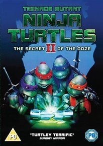 Teenage Mutant Ninja Turtles 2 - The Secret of the Ooze (DVD): Paige Turco, David Warner, Francois Chau, Ernie Reyes Jnr,...