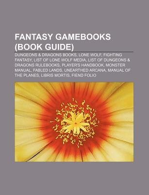 Fantasy Gamebooks (Book Guide) - Dungeons & Dragons Books