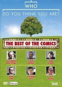 Who Do You Think You Are?: Best of the Comics (DVD): Alexander Armstrong, David Baddiel, John Bishop, Alan Carr, Stephen Fry,...