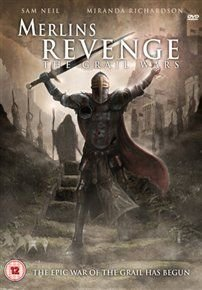 Merlin's Revenge - The Grail Wars (DVD): Sam Neill, Helena Bonham Carter, John Gielgud, Rutger Hauer, James Jones, Miranda...
