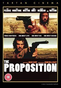 The Proposition (DVD): Tom Budge, Guy Pearce, Emily Watson, Ray Winstone, David Wenham, John Hurt, Danny Huston, David...