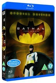 Batman: The Movie (English, French, German, Blu-ray disc, Special Edition): Adam West, Burt Ward, Cesar Romero, Frank Gorshin,...