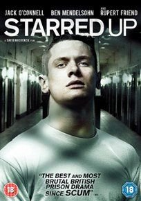 Starred Up (DVD): Jack O'Connell, Ben Mendelsohn, Sam Spruell, Rupert Friend, David Ajala, Sian Breckin, Peter Ferdinando,...