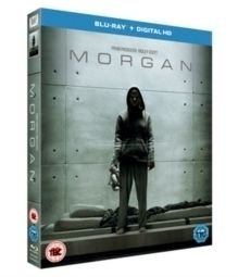 Morgan (Blu-ray disc): Kate Mara, Jennifer Jason Leigh, Rose Leslie, Anya Taylor-Joy, Paul Giamatti, Toby Jones, Michelle Yeoh,...