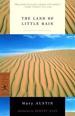 The Mod Lib Land Of Little Rain (Electronic book text): Mary Austin