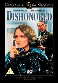 Dishonored (DVD): Marlene Dietrich, Victor McLaglen, Gustav Von Seyffertitz, Warner Oland, Lew Cody, Barry Norton