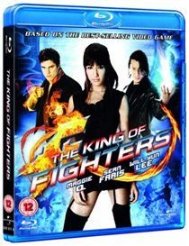 The King of Fighters (Blu-ray disc): Maggie Q, Sean Faris, Will Yun Lee, Ray Park, David Leitch, Francoise Yip, Hiro Kanagawa,...