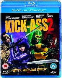 Kick-Ass 2 - Balls to the Wall (Blu-ray disc): Chloë Moretz, Jim Carrey, Aaron Taylor-Johnson, Lyndsy Fonseca, Christopher...