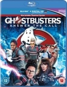 Ghostbusters (Blu-ray disc): Chris Hemsworth, Melissa McCarthy, Kristen Wiig, Kate McKinnon, Sigourney Weaver, Bill Murray, Dan...
