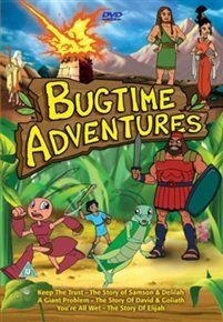 Bugtime Adventures: Episodes 4-6 (DVD):