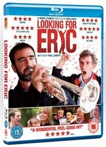 Looking for Eric (Blu-ray disc): Steve Evets, Eric Cantona, Stephanie Bishop, Gerald Kearns, Stefan Gumbs, Lucy Jo Hudson,...