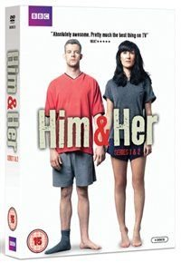 Him and Her: Series 1 and 2 (DVD): Ricky Champ, Kerry Howard, Sarah Solemani, Russell Tovey, Joe Wilkinson, Camille Coduri,...