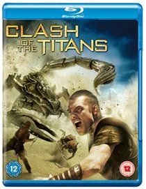 Clash of the Titans (Blu-ray disc): Sam Worthington, Ralph Fiennes, Liam Neeson, Gemma Arterton, Alexa Davalos, Nicholas Hoult,...