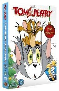 Hanna Barbera Christmas Dvd.Tom And Jerry Christmas Collection Dvd Hanna Barbera